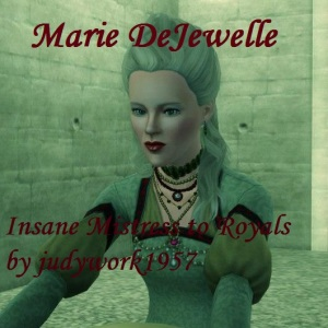 Marie DeJewelle cover