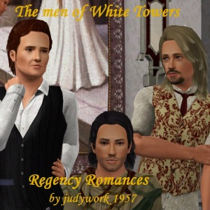White Towers men cover