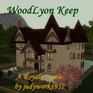 Woodlyon keep cover