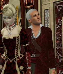 Elizabeth shore and William hastings