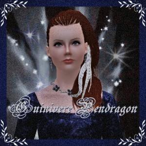 Guinivere Pendragon cover