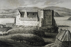 Dunvegan in 18th century