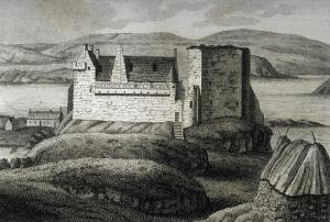 Dunvegan in 18th century