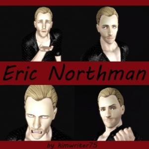 Eric Northman head shot