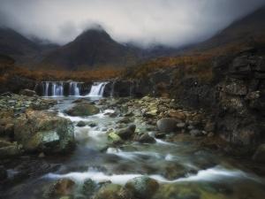 Fairie pools of Scotland
