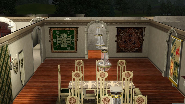 Behind The Scenes Inside Dunvegan Castle Time Slips