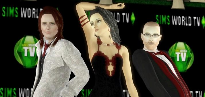 Adrian, Scoithin and Svein