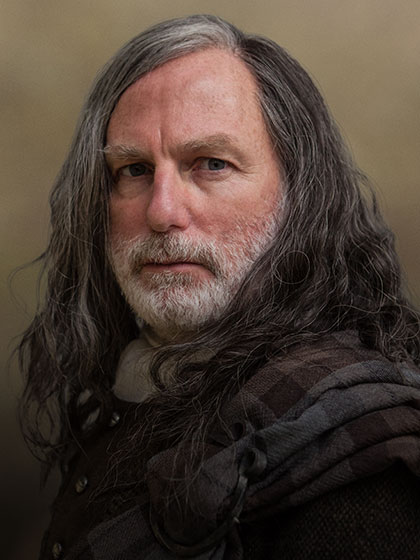 Outlander_Cast_Gary Lewis and Colum MacKenzie
