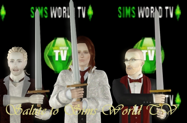 Salute to Sims World TV