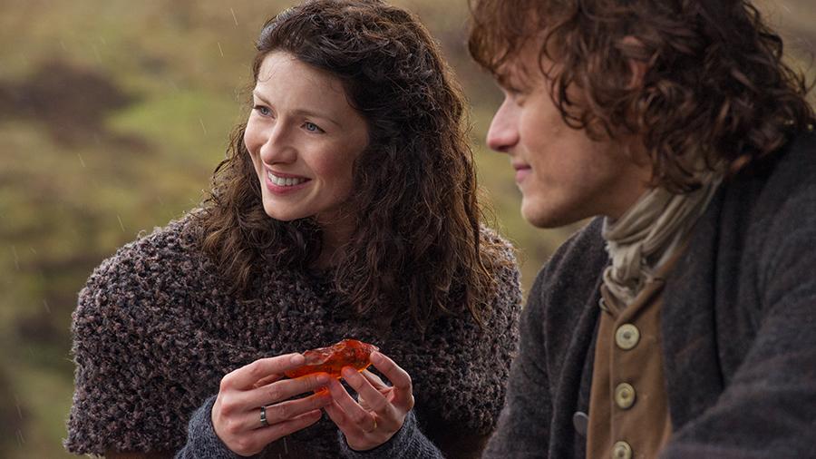 Outlander: Sassenach, Ode to Claire