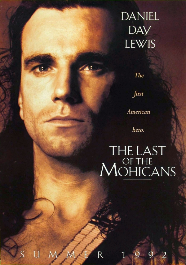 Daniel Day Lewis first American hero