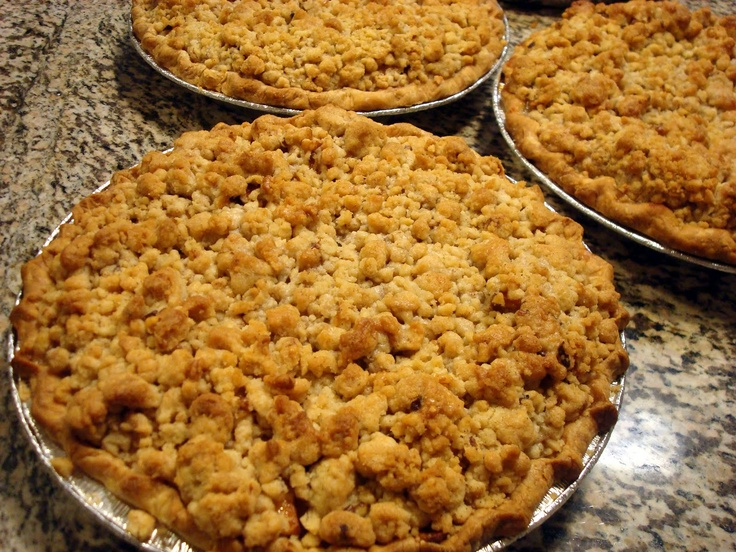 Apple Crisp Pie Recipe Food Network