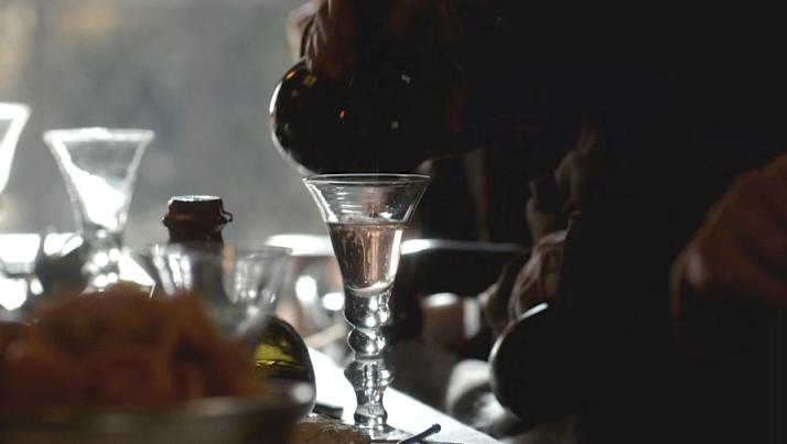 Outlander wine goblets
