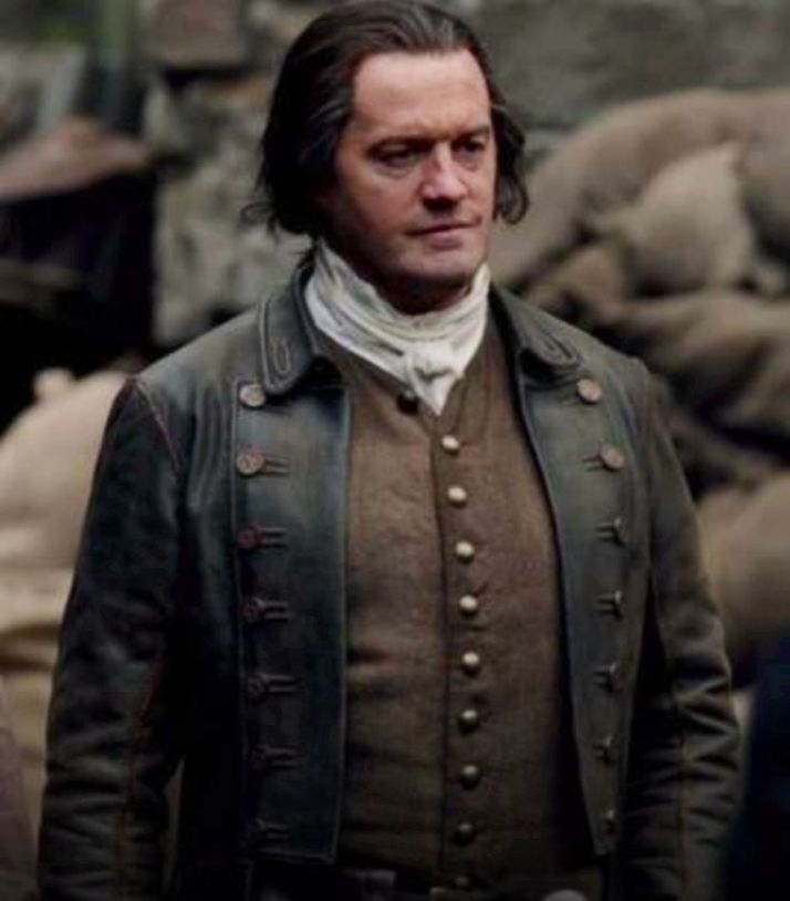 Jamie's Father, Brian Fraser