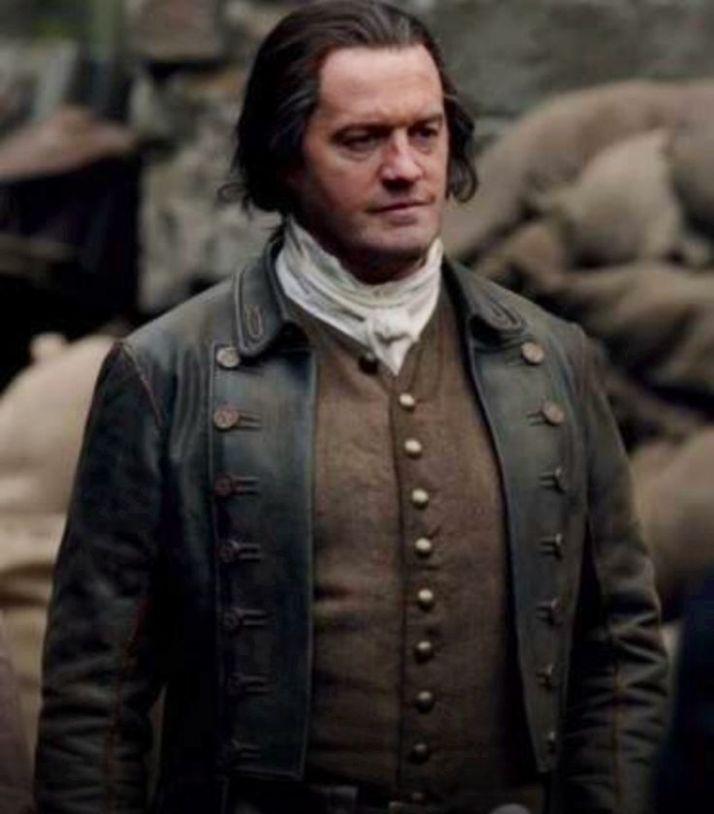 Jamie's Father, Brian Fraser