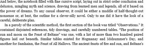 Geillis Duncan: The Beginnings of Madness (2/6)
