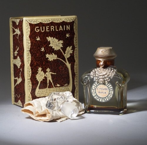 Guerlain Bleue, Frank's favorite scent and one that Claire often wore