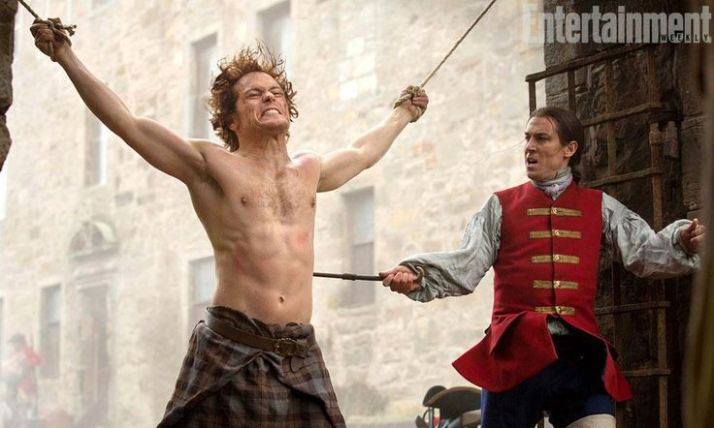 jamie being flogged