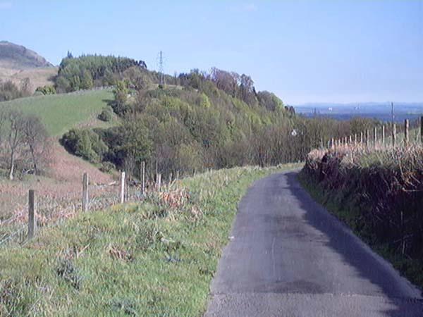 road to logie kirk