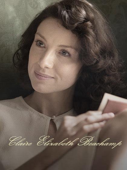 history of Claire Elizabeth Beauchamp! (1/6)