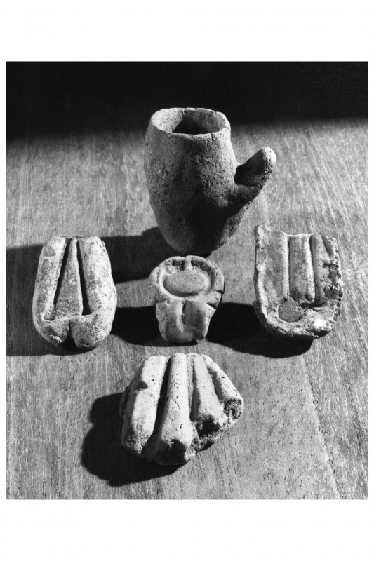 Dunnad artifacts