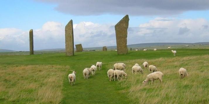 Orkney standing stones