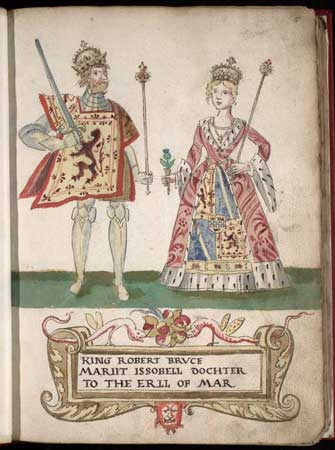 Robert_I_and_Isabella_of_Mar