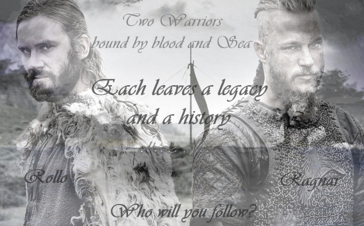Ragnar and Rollo legacy
