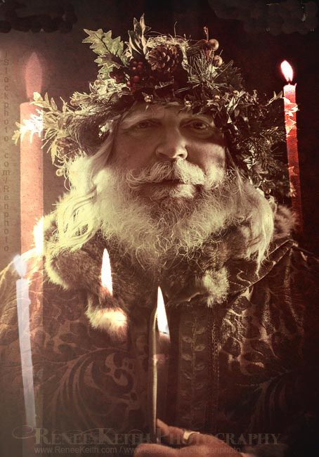 Time Traveler's Christmas : Happy Yule Fest! | Time Slips