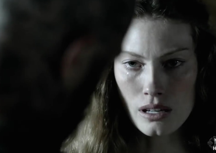 Aslaug Do you love me