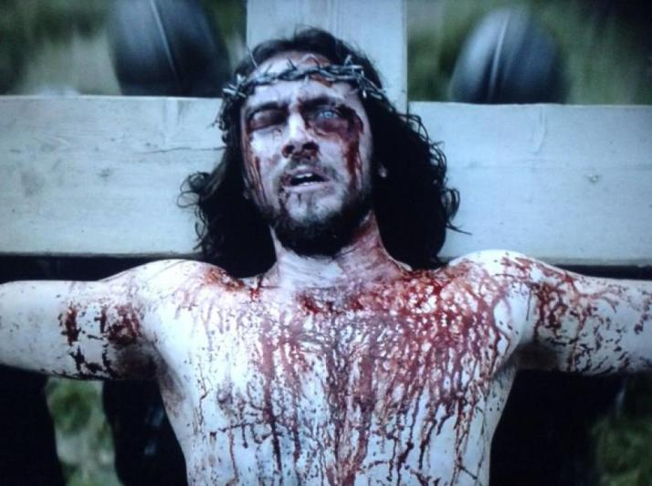 Athelstan crucified