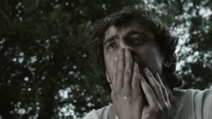 Athelstan in distress over his situation