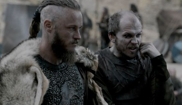 floki and ragnar