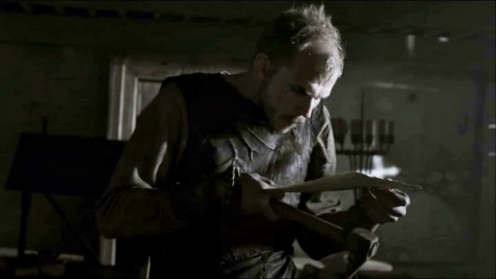 Floki finds more strange writings