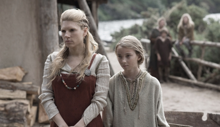 gyda and lagertha