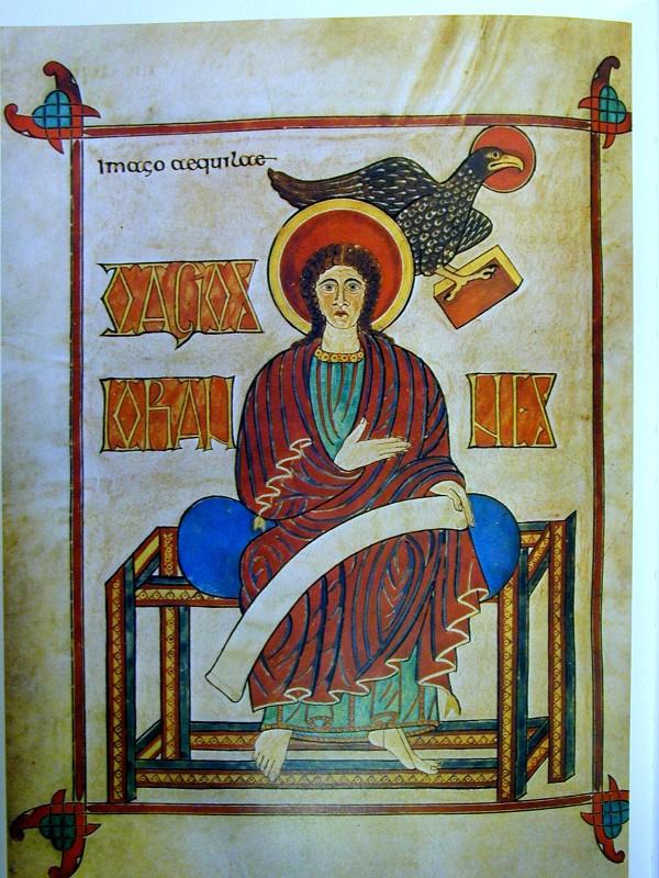 Lindisfarne_Gospels John