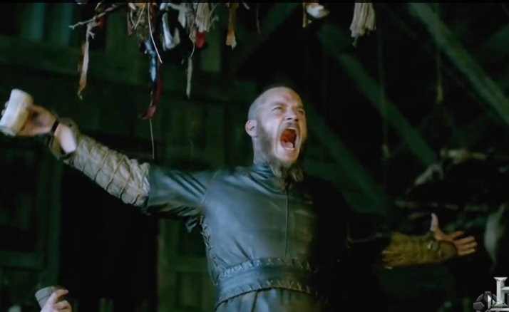 ragnar goes berserker again