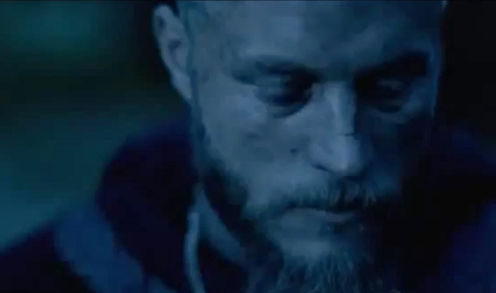ragnar in contemplation