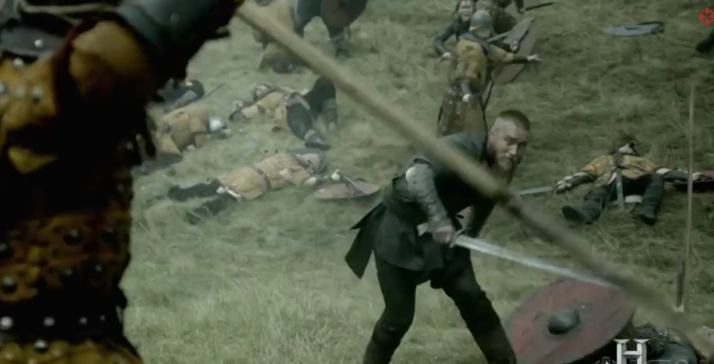 ragnar in fight for his life