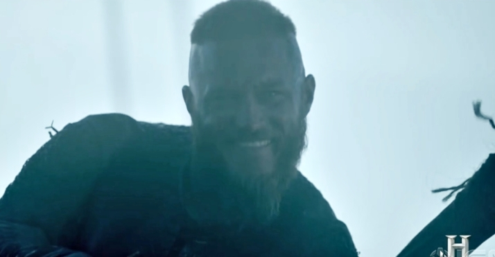 ragnar may be going berserker