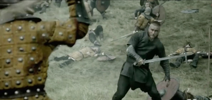 Ragnar's fight begins 2