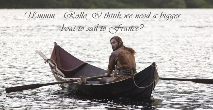 Rollo needs a bigger boat