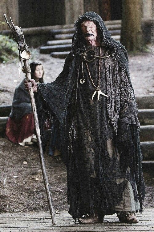 The Seer played by John Kavanagh2