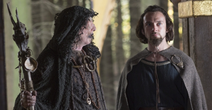 The Seer with Athelstan