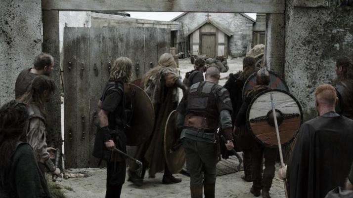 Resultado de imagem para série vikings+Lindisfarne