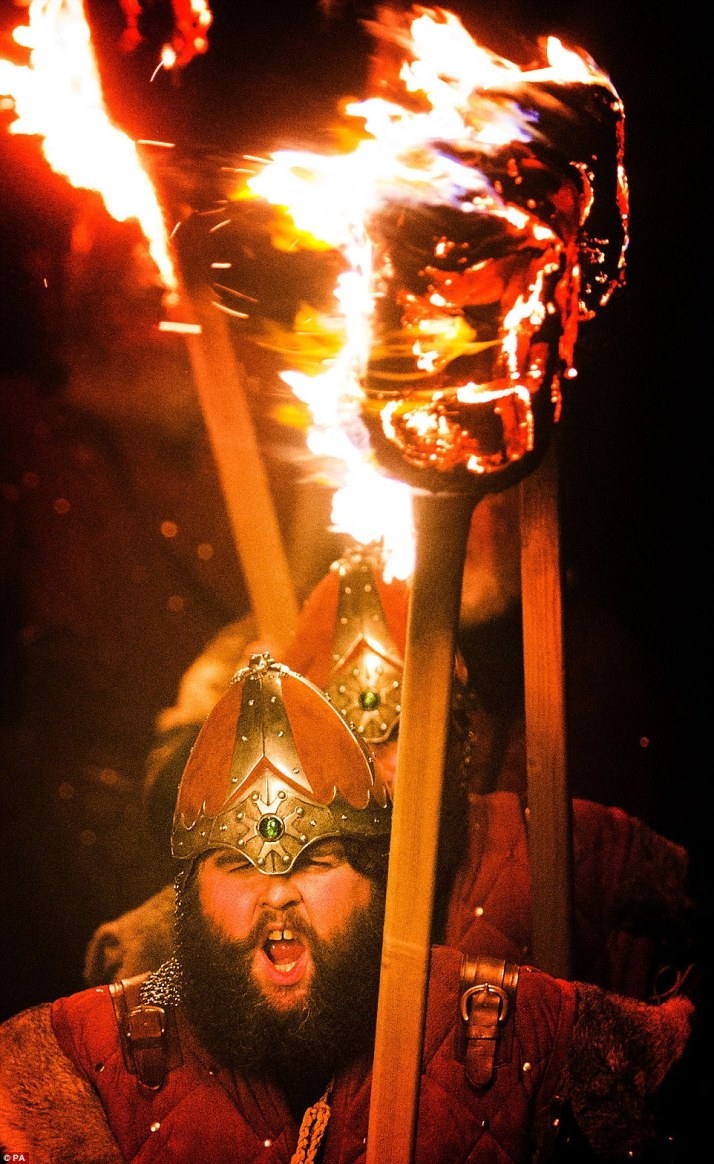 up helly Aa fest3