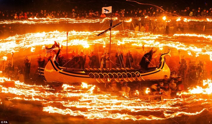 up helly Aa fest4