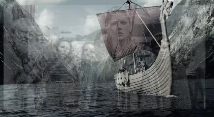 viking ghost ships