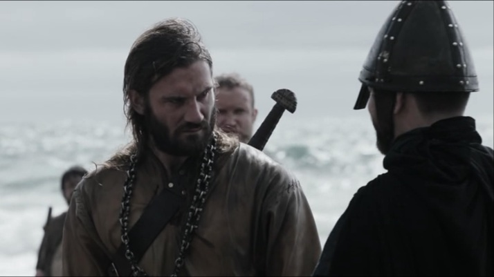 Will Rollo accept and be appeased?