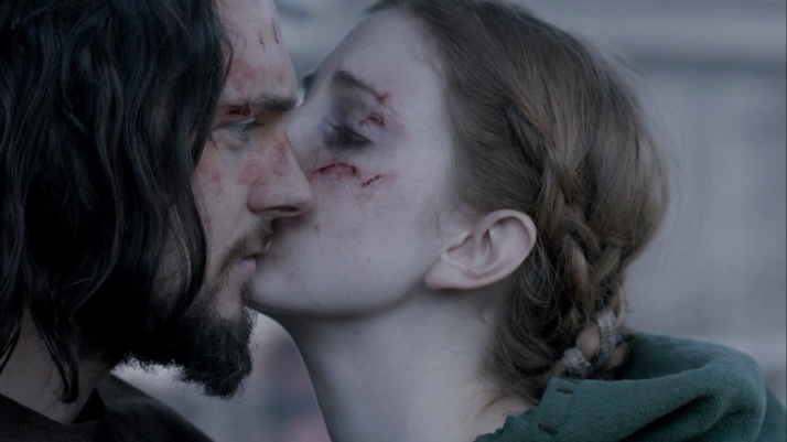 a kiss for Athelstan